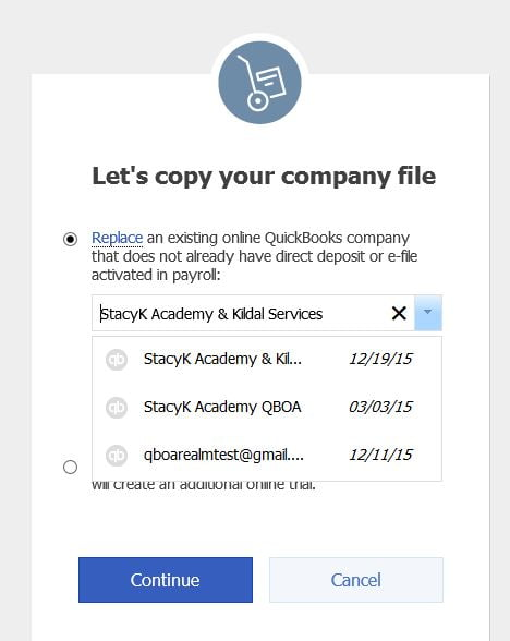 StacyK's Step by Step: QuickBooks Desktop to QuickBooks
