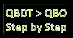 StacyK's Step by Step: Post QuickBooks Desktop to QuickBooks Online Conversion Sales Tax Clean Up